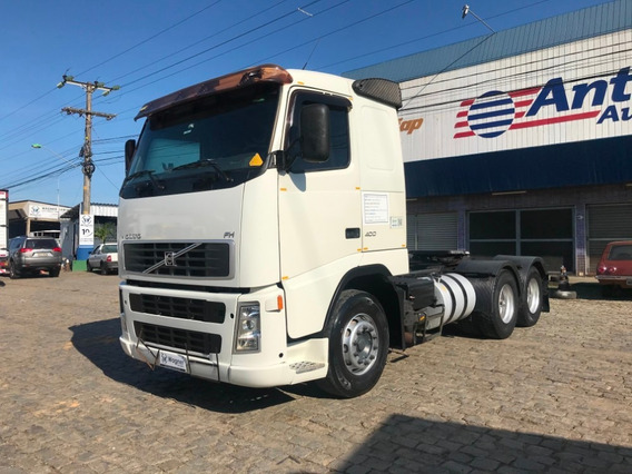 Volvo Fh400 6x2t | Ano 2008