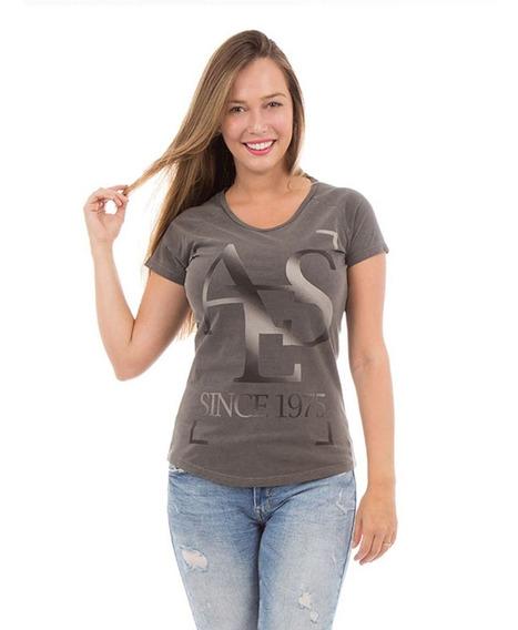 Camiseta Aes 1975 Grey