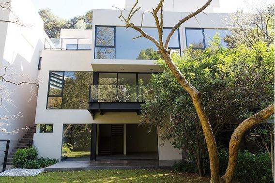 Lomas De Vista Hermosa Casa En Condominio En Renta