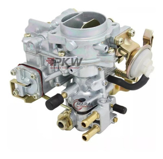 Carburador Fiat Uno Duna Fiorino 1.3 1.4 Tipo Weber 1 Boca