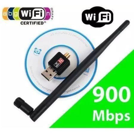 Antena Wifi - Componentes Para Redes Wireless - Wi-fi