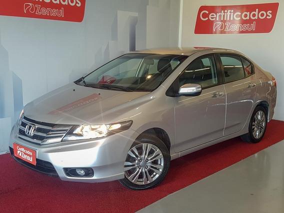 Honda City City Sedan Ex 1.5 Flex 16v 4p Aut.
