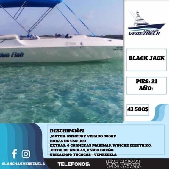 Lancha Black Jack 21 Lv256