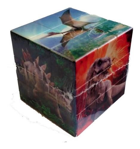 Cubo Rubik Para Niños Dinosaurios 3x3 Juguetes Para Niños