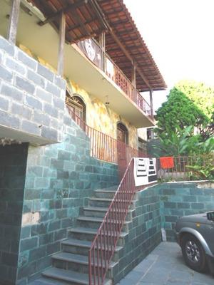 Casa Com 4 Quartos Para Comprar No Parque Recreio Em Contagem/mg - 15232