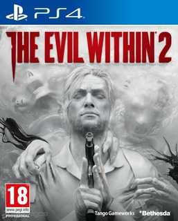 The Evil Within 2 Blue Ray Fisico