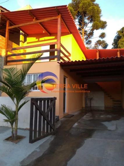 Casa Para Alugar Capela Velha Santana De Parnaíba - 2302