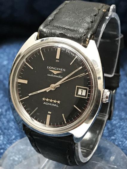 Longines Admiral 5 Stars Automático - Veja Nossos Relógios