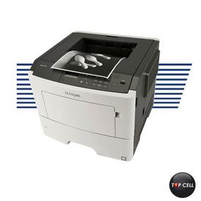 Impressora Monocromática Lexmark + Toner Até 16 Mil Cópias