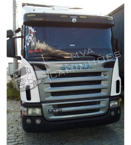 Caminhão Scania G 380 A 4x2 T