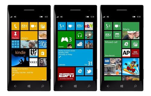 Imagem 1 de 1 de Windows Phone Celular