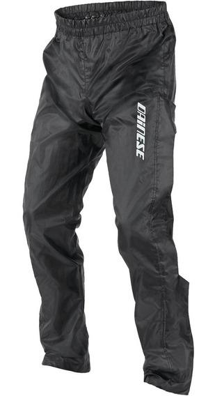 Pantalon De Lluvia Dainese D-crust Basic Negro