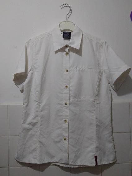 Camisa Nexxt Performance Dry Fit Talle M Manga Corta