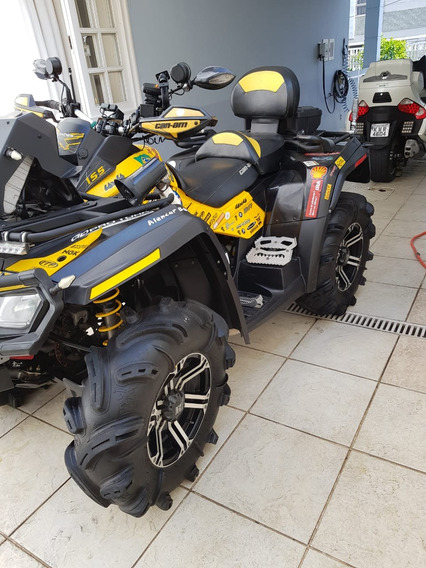 Quadriciclo Can-am Brp Outlander 800r Mr Gorilla