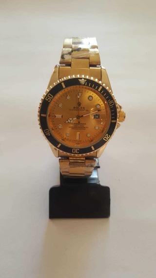 Relógio De Pulso Masculino Quartzo Biesel Preto Caixa 40mm