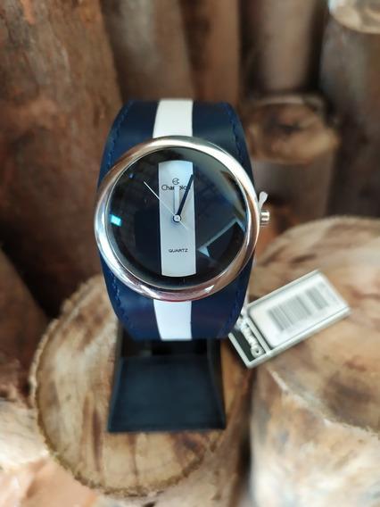 Relógio Feminino Champion Mod Ca28430f - Azul