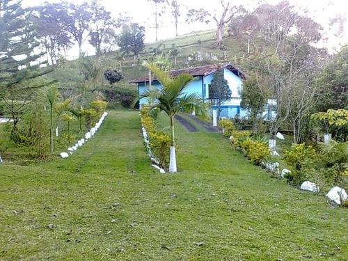 Imagem 1 de 4 de Oportunidade Chácara Em Santo Antonio Do Pinhal - Cs330