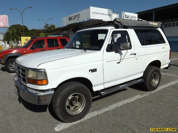 Ford Bronco .