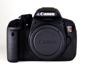 Câmera Canon T5i (corpo) Apenas 200 Clicks
