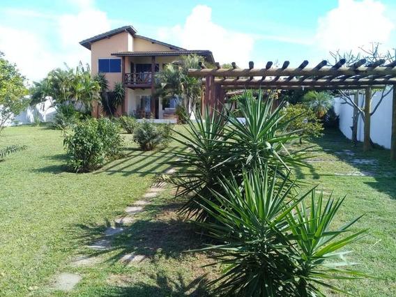 Casa À Venda, 4 Quartos, 4 Vagas, Busca Vida Resort - Camaçari/ba - 602