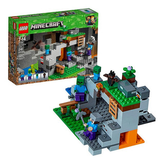 Kit Lego The Zombie Cave Proglobal