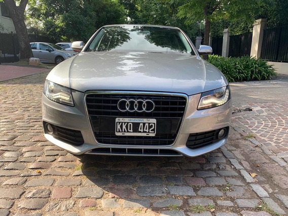 Audi A4 2.0 Attraction Tfsi 211cv Multitronic 2011