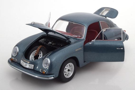 Miniatura Porsche 356 A Carrera Coupé 1956 Schuco 1/18