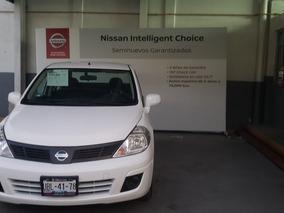 Nissan Tiida 1.8 Sense Sedan Mt 2018