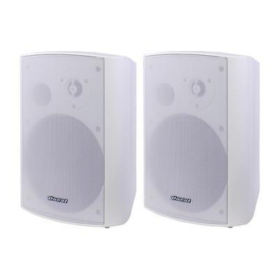 Oneal Caixa Acústica Ob215 Para Ambiente Externo 80w (par)