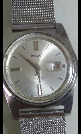 Relógio Seiko 2118-0210 A Corda Manual Funcionando.