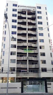 Apartamento Com 4 Dormitórios À Venda, 174 M² Por R$ 650. - Boa Viagem - Recife/pe - Ap1133