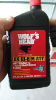 Aceite Para Cajas Automaticas Dx Iii-h/m Atf
