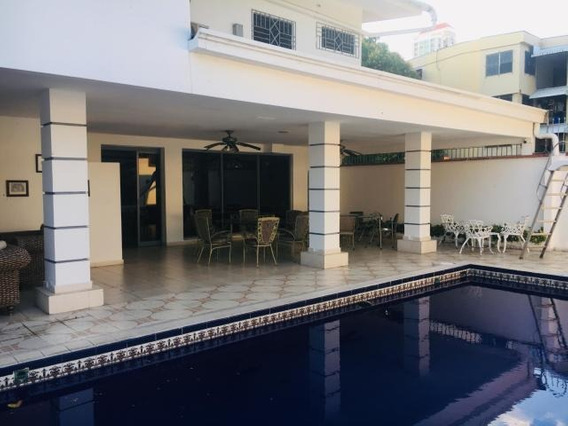 Alquiler Elegante Casa En San Francisco Panama