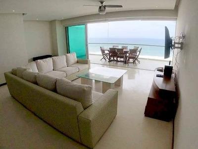 Cad Península Tower A 21. De Playa Con Vista Al Mar