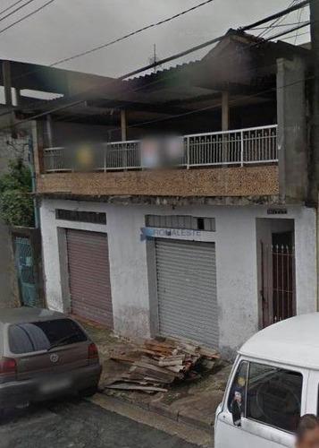 Sobrado Residencial À Venda, Vila Industrial, São Paulo. - So0034