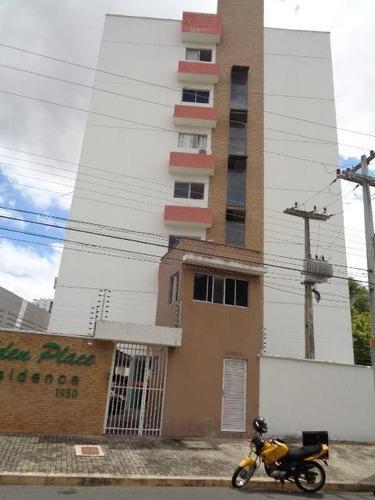 Imagem 1 de 5 de Apartamento Zona Leste Homero - Pi - Ap0050_fire