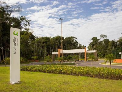 Lotes Disponíveis A Venda Em Alphaville Manaus 3, A Partir 490 M², Ponta Negra / Manaus. - Te00147 - 32780495