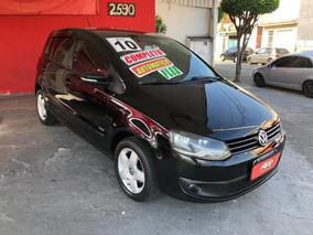 Volkswagen Fox 1.6 Imotion Completo Preto 2010