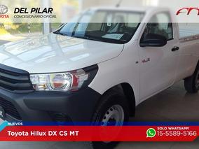 Toyota Hilux 4x4 C/s Dx 2.4 Tdi 6 M/t