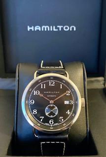Reloj Hamilton Automatico Khaki Navi Pioneer H784150