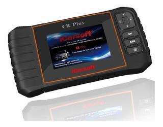Escaner Automotriz Multimarca Icarsoft Cr Plus 1 Añogarantía