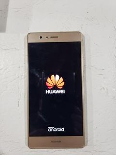 Huawei P9 Lite Dorado Movistar