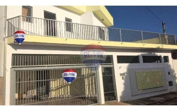 Sobrado Com 2 Dormitórios Para Alugar, 120 M² Por R$ 1.500/mês - Conjunto Residencial Frei Fidelis - Botucatu/sp - So0076