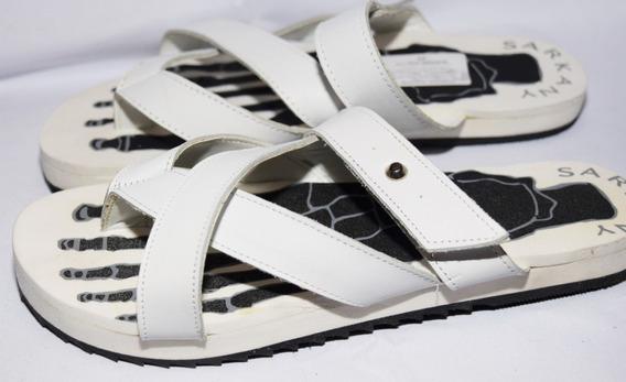 Sarkany Sandalias Modelo Savoy Blanca