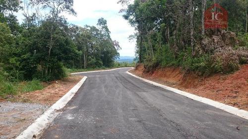 Terreno Residencial À Venda, Cachoeira, Cotia. - Te0275