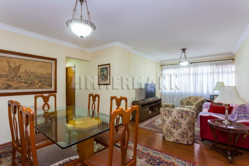 Imagem 1 de 15 de Apartamento - Sumare - Ref: 100896 - V-100896