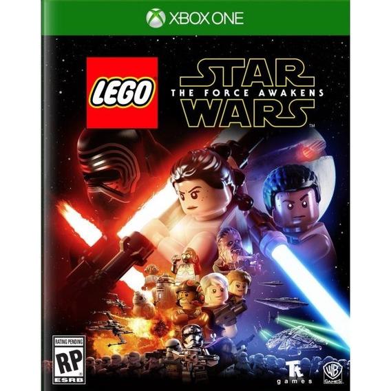 Lego Star Wars: The Force Awakens Xbox One - Mídia Física