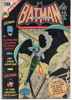 Comic Batman Novaro No. 687 Del 21 Jun1973 C/envío Incluido