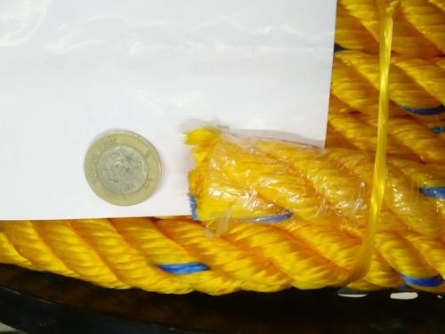 25 m Decoraci/ón Jard/ín Mila-Amaz Natural Cuerda de C/á/ñamo 6mm de Grosor Soga Fuerte de Yute para el Hogar Artesan/ía Artesanal