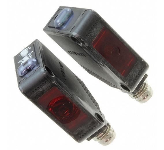 Sensor Fotoelétrico Pnp E3z-lt86 Omron
